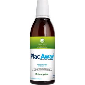 PlacAway Daily Care Mild 500ml - Omega Pharma