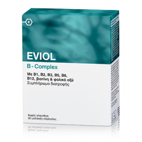 EVIOL B-Complex 30 soft caps - Eviol