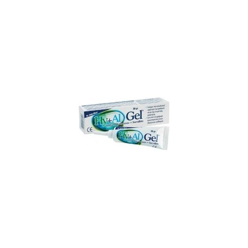 Intermed Hy + Al Gel 30gr - Intermed