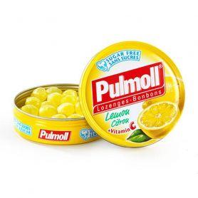 Pulmoll Vitamin C 50gr Λεμόνι - Pulmoll