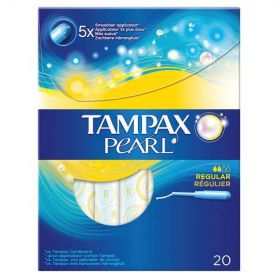 Tampax Pearl Regular 20τμχ -pharmacystories