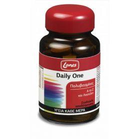Lanes Daily One Πολυβιταμίνες Α to Z με Γεύση Πορτοκάλι 30tabs-pharmacystories