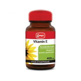 Lanes Vitamin E 400IU 30 Μαλακές Κάψουλες - Lanes