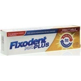 Fixodent Pro Plus Dual Power Premium Στερεωτική Κρέμα για Ολικές & Μερικές Οδοντοστοιχίες 40gr-pharmacystories