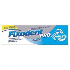 Fixodent Pro Complete Fresh Δυνατο κρατημα 47g - Fixodent