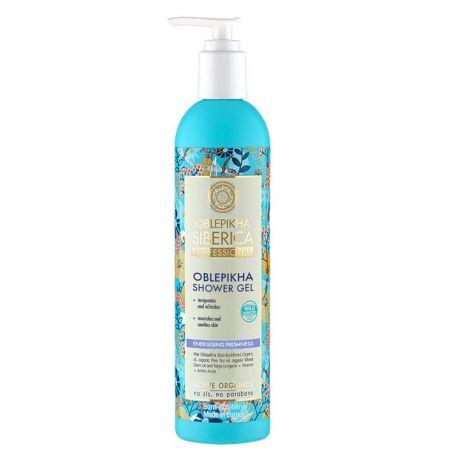 Oblepikha Energizing Freshness Shower Gel , Αφρόλουτρο ενεργοποίηση φρεσκάδας , 400ml.-Pharmacystories