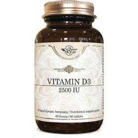 Sky Premium Life Vitamin D3 2500iu 60 ταμπλέτες -pharmacystories