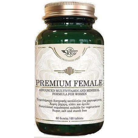 Sky Premium Life Female 60 ταμπλέτες -pharmacystories