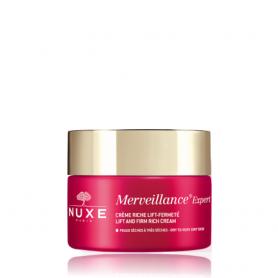 Nuxe Merveillance Expert Crème, Κρέμα Lifting Και Σύσφιξης Πλούσιας Υφής για Ξηρές Επιδερμίδες, 50ml - Nuxe