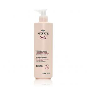 Nuxe Body Shower Gel Αφρόλουτρο Καθαρισμού Φυτικής Προέλευσης 400ml-pharmacystories