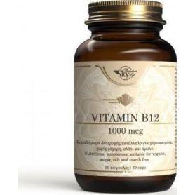 Sky Premium Life Vitamin B12 1000 mcg 30 κάψουλες -pharmacystories
