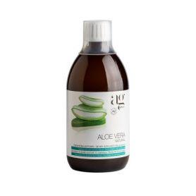 AG Pharm Aloe Vera Natural Πόσιμη Aloe Vera, 500ml - Ag pharm