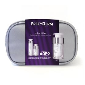 Frezyderm Promo Instant Lifting Serum 15ml & ΔΩΡΟ Neck Contour Cream 15ml & Eye Cream 5ml-pharmacystories