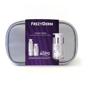 Frezyderm Promo Instant Lifting Serum 15ml & ΔΩΡΟ Neck Contour Cream 15ml & Eye Cream 5ml-pharmacystories