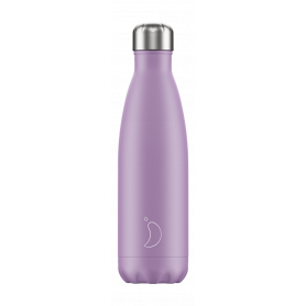 Chilly's Pastel Edition Purple 0.5lt - Chilly's