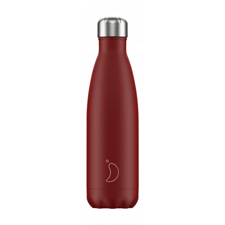 Chilly's Matte Edition Red 0.5lt -Pharmacystories