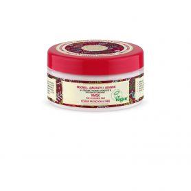 Super Siberica, Krasnika, Αmaranth & Αrginine, Μάσκα Μαλλιών για προστασία βαφής και λάμψη, για βαμμένα μαλλιά, 300 ml. - Nat...