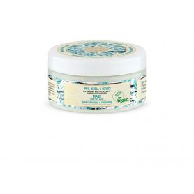 Super Siberica, Mint, Bereza & Retinol, Μάσκα για βαθύ καθαρισμό και φρεσκάδα για λιπαρά μαλλιά, 300 ml. - Natura Siberica