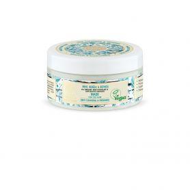 Super Siberica, Mint, Bereza & Retinol, Μάσκα για βαθύ καθαρισμό και φρεσκάδα για λιπαρά μαλλιά, 300 ml.-pharmacystories