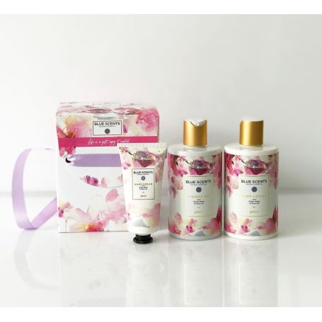Blue Scents Gift Box Set - Pure - Blue Scents