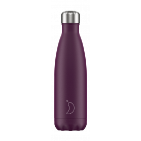 Chilly's Matte Edition Purple 0.5lt - Chilly's