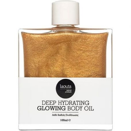 Laouta Deep hydrating Glowing body oil 100ml-pharmacystories