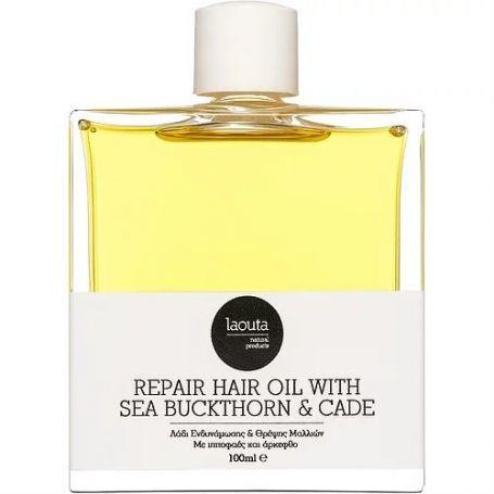 Laouta Repair hair oil | θεραπεία μαλλιών 100ml-pharmacystories