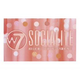 W7 Cosmetics Socialite Eyeshadow Palette 17gr-pharmacystories