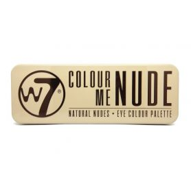 W7 Cosmetics Colour Me Nude Palette -Pharmacystories