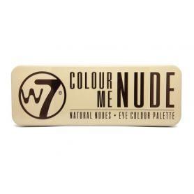 W7 Cosmetics Colour Me Nude Palette - W7 MakeUp