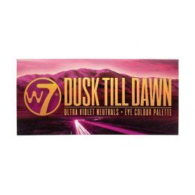 W7 Cosmetics Eye Shadow Palette Dusk Till Dawn 9,6g - W7 MakeUp