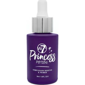 W7 Cosmetics Princess Potion Complexion Booster Primer 30ml -pharmacystories