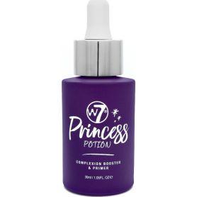 W7 Cosmetics Princess Potion Complexion Booster Primer 30ml - W7 MakeUp