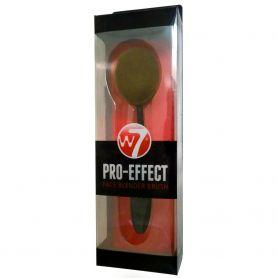W7 Cosmetics Pro Effect Face Blender Brush Πινέλο Ανάμειξης-pharmacystories