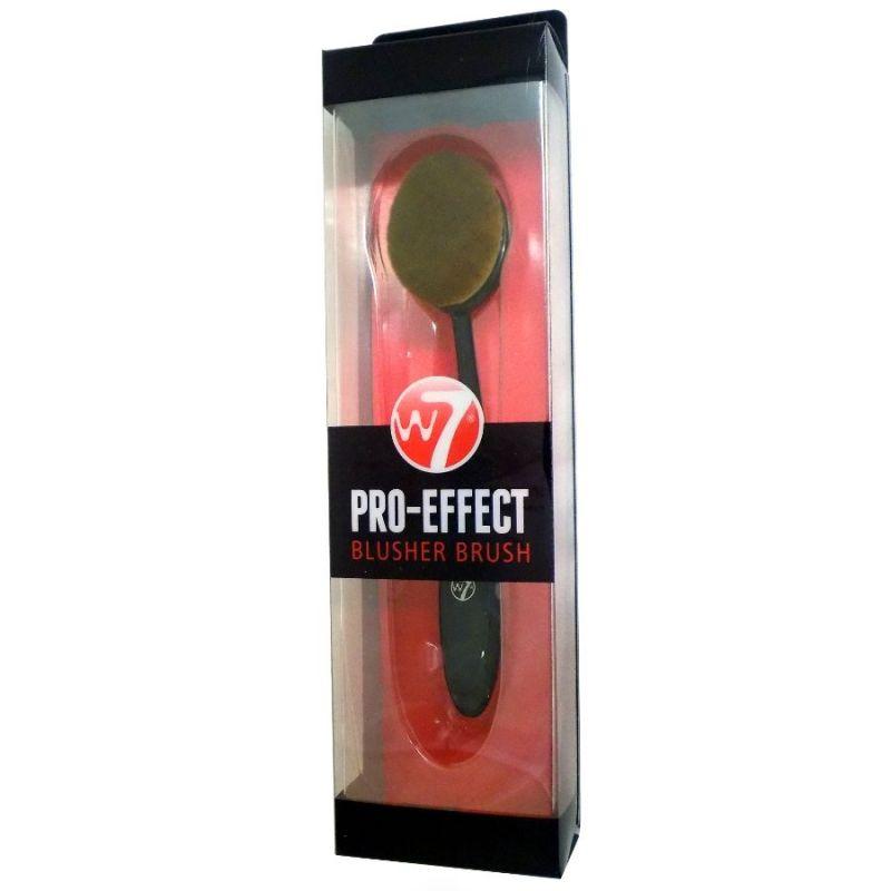 W7 Cosmetics Pro-Effect Blusher Brush Πινέλο Μακιγιάζ Προσώπου - W7 MakeUp