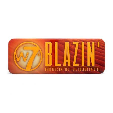W7 Cosmetics Blazin Eye Colour Palette -Παλέτα 12 Σκιών -pharmacystories