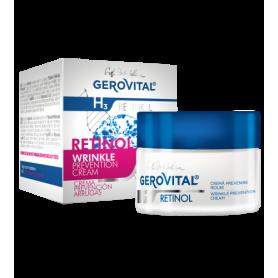 Gerovital H3 Retinol Κρέμα Πρόληψης Ρυτίδων με Ρετινόλη 50ml-pharmacystories