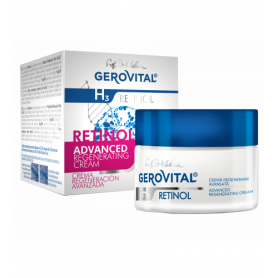 Gerovital H3 Retinol Προηγμένη Κρέμα Ανάπλασης με Ρετινόλη 50ml - Gerovital
