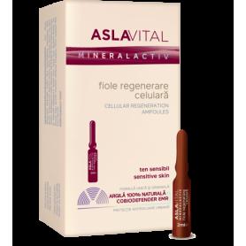 Gerovital Aslavital Αμπούλες Κολλαγόνου 10amps x 2ml - Gerovital