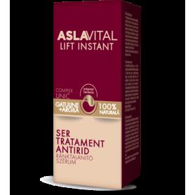Gerovital Aslavital Αντιρυτιδικός Ορός (serum) με Άργιλο 15ml - Gerovital