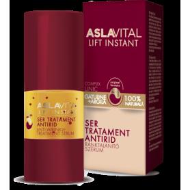 Gerovital Aslavital Αντιρυτιδικός Ορός (serum) με Άργιλο  15ml-Pharmacystories