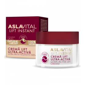 Gerovital Aslavital Δραστική κρέμα επανόρθωσης με Άργιλο 24ωρη 50ml-pharmacystories