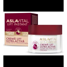 Gerovital Aslavital Δραστική κρέμα επανόρθωσης με Άργιλο 24ωρη 50ml - Gerovital