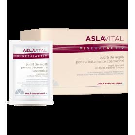 Gerovital Aslavital Άργιλος σε σκόνη για Μάσκα 10 sache x 20g -Pharmacystories
