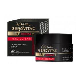 Gerovital Derma + Κρέμα Lifting Booster Νυκτός 50ml - Gerovital