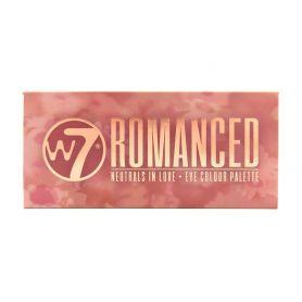 W7 Cosmetics Romanced Eye Colour Palette-pharmacystories