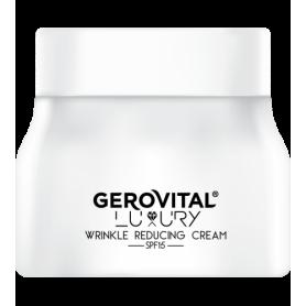 Gerovital Κρέμα Μείωσης των Ρυτίδων SPF 15 50ml-pharmacystories
