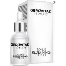 Gerovital Luxury Tonic Redefining Serum (Τονωτικός Ορός) 15ml - Gerovital