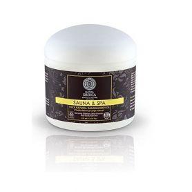 SAUNA & SPA Thick Daurian Body Butter , Παχύρευστο Βούτυρο Σώματος , 370 ml. - Natura Siberica