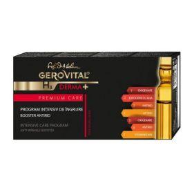 Gerovital Derma+ Premium Care Εντατικό Πρόγραμμα Θεραπείας 7 ημερών 7x2ml-pharmacystories